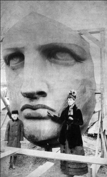 Cette photo fut prise en 1885, elle devrait vous inspirer ...