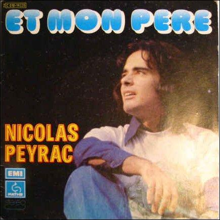 Complètez cette chanson de Nicolas Peyrac : ... ... ... avait pris des années, Brassens commençait à emballer, et Bécaud astiquait son clavier