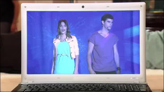 Quelle chanson vont chanter Violetta et Diego au show épisode 20 ?