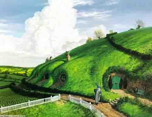 La Comté et les Hobbits