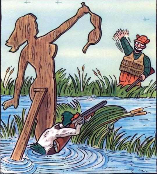 Farouchement attaché à la tradition patriarcale, grand chasseur de canards, Auguste Maroilleur dirige son exploitation d'une main de fer, son petit-fils est mêlé à une affaire de drogue, il va s'en occuper à sa façon, et ça va faire mal !