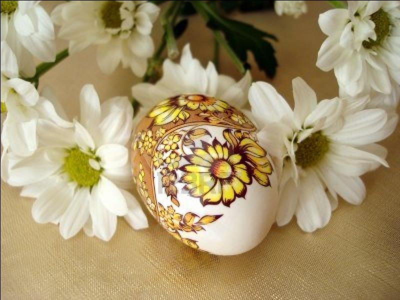 Blanc Noël, vertes Pâques, ... .