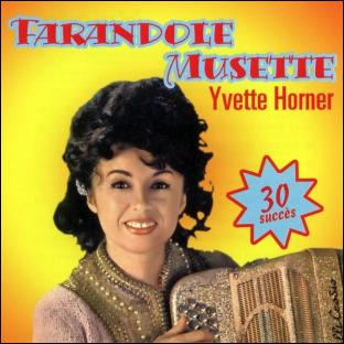 Yvette Horner , la plus célèbre des accordéonistes, est-elle encore parmi nous (16 décembre 2013) ?