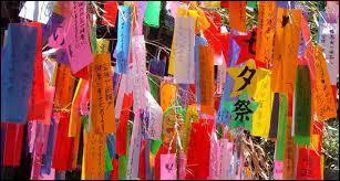 La  tanabata  est :