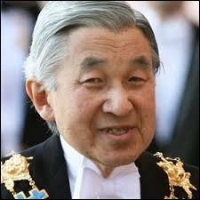 L'empereur actuel du Japon est :