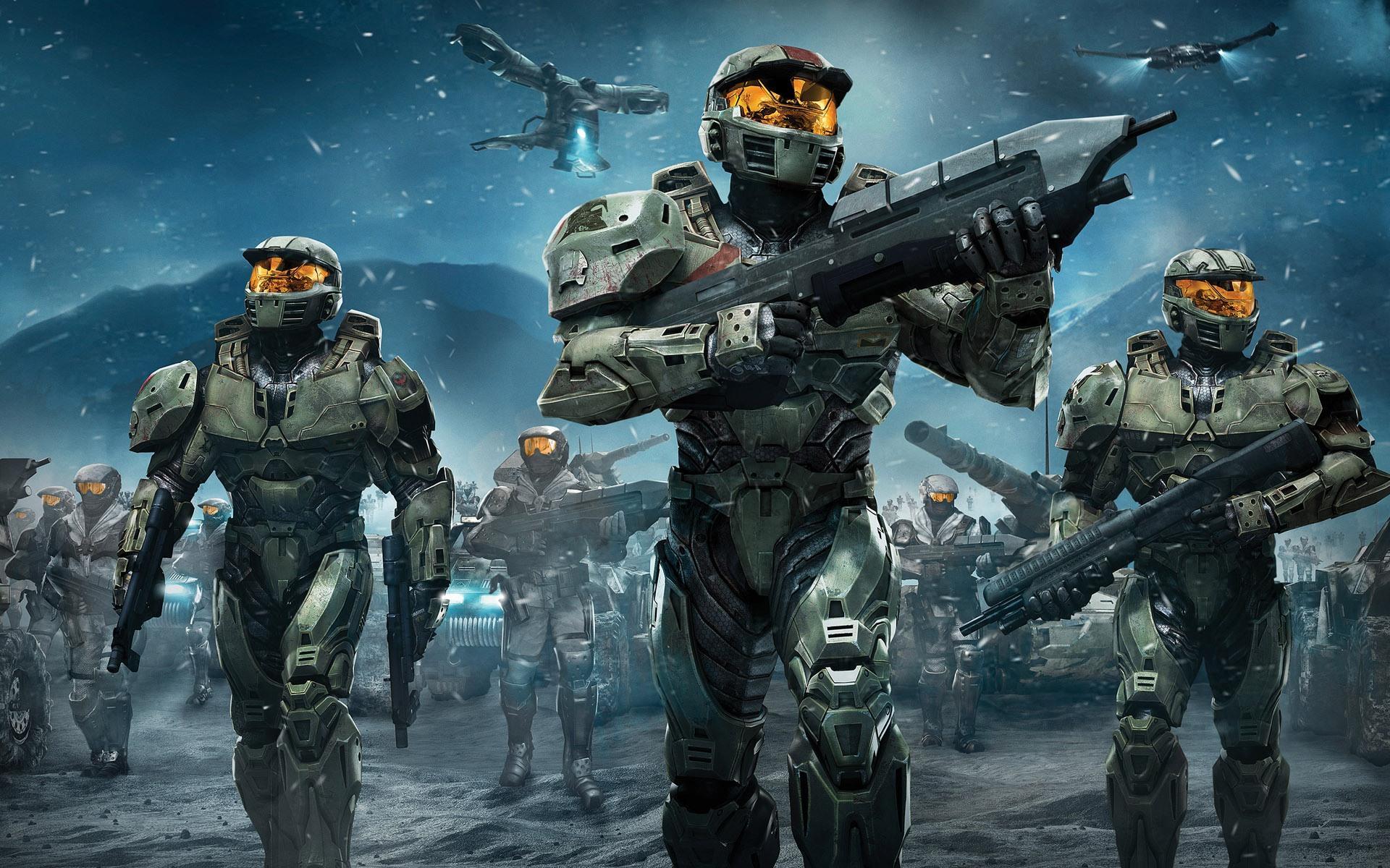 Halo : Les Spartans