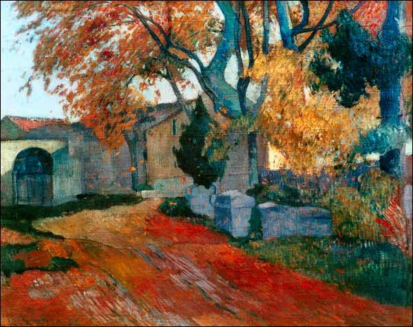 Avec quel peintre a-t-il vécu deux mois à Arles en 1888 ?