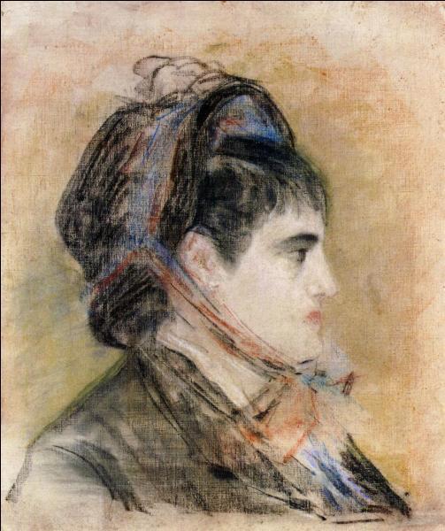 Qui a peint Madame Jeanne Martin avec un bonnet ?
