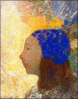 Qui a peint Femme au bonnet bleu ?