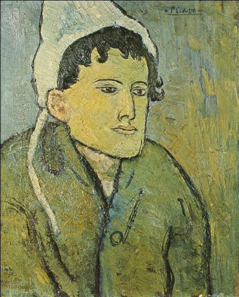 Qui a peint Femme dans un bonnet ?