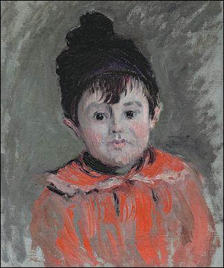 Qui a peint Portrait de Michel avec un bonnet ?