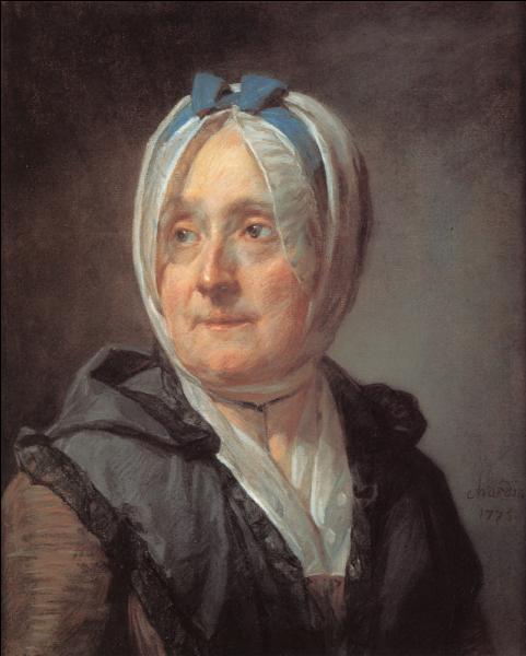 Qui a peint cette femme au bonnet ?