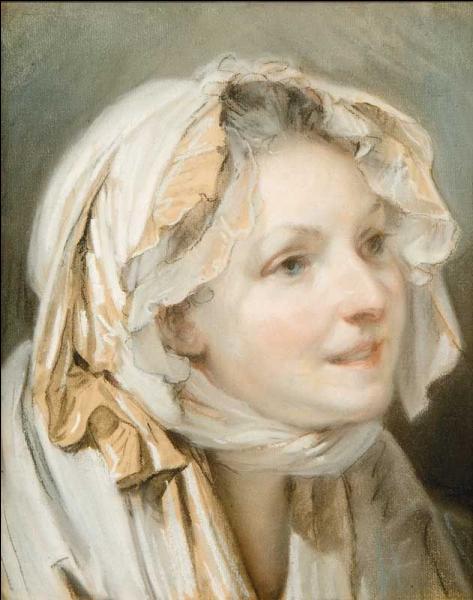 Qui a peint Jeune fille au bonnet ?