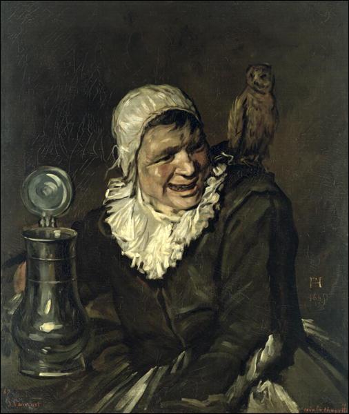 Qui a peint Mademoiselle Babbe ?