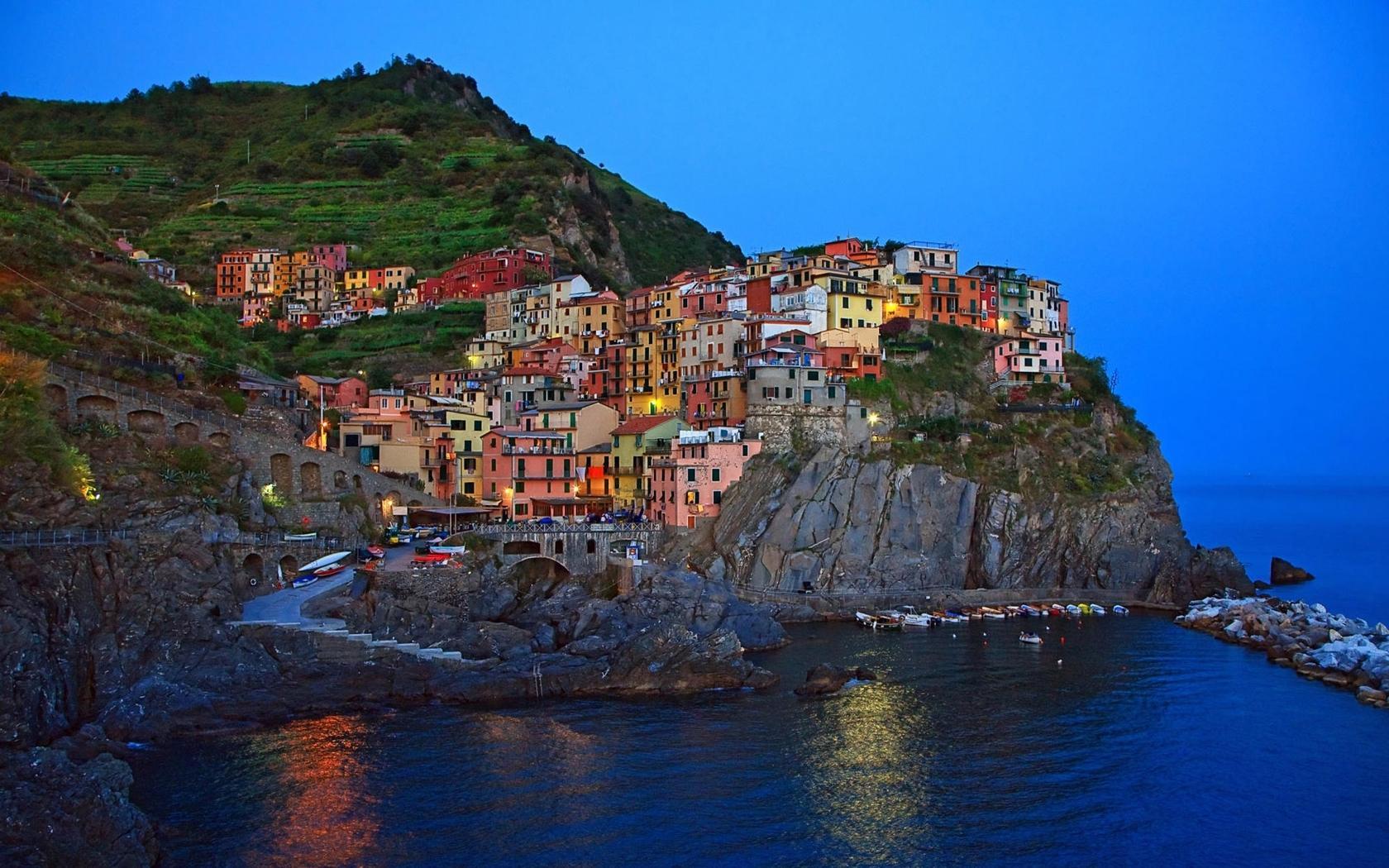 Quelques villes d'Italie