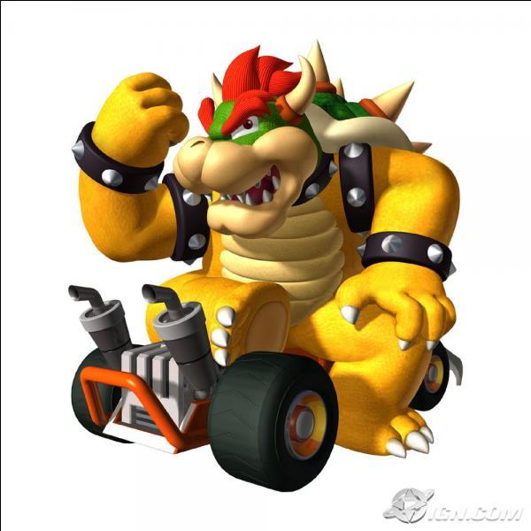 Il est méchant, musclé et surtout vient embêter Mario et ses amis.