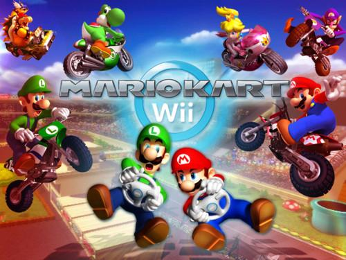 Mario Kart - personnages