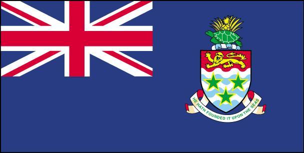 Quelle est la capitales des îles Caïmans ?