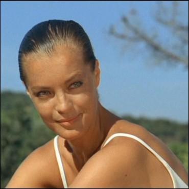 """Quelle est l'actrice qui joue la fille de Maurice Ronet dans le film """"La piscine"""" ?"""