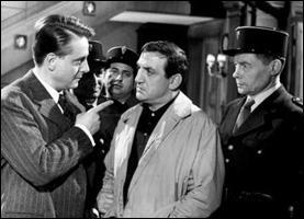 """Dans le film """"125 rue Montmartre"""", Lino Ventura joue le rôle d'un... ?"""