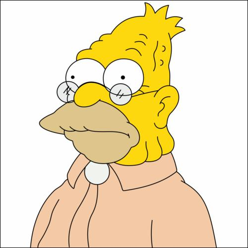 Comment s'appelle le père de Homer ?