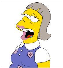 Homer avait aussi une sœur, comment s'appelle-t-elle ?