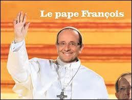 François Hollande, le nouveau pape ? Depuis quel jour Jorge Mario Bergoglio est-il pape ?
