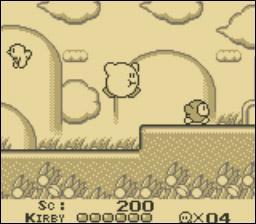 Qui a édité Kirby's dream land ?