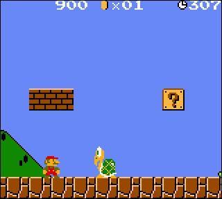 Qui a édité Super Mario Bros ?