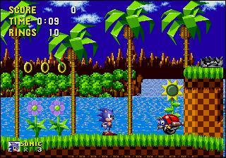 Qui a édité Sonic the Hedgehog ?