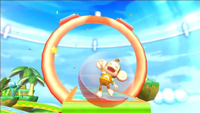Qui a édité Super Monkey Ball ?