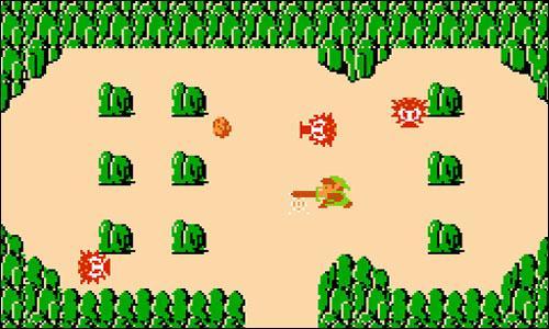 Qui a édité The legend of Zelda ?