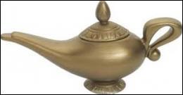 Quel film vous inspire cette lampe à huile ?