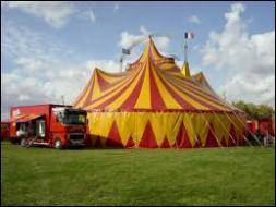 Quel film vous inspire ce chapiteau de cirque ?