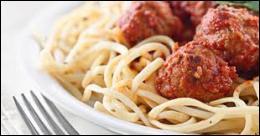 Quel film vous inspire ce plat de spaghettis ?