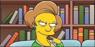 Quel est le métier d'Edna ?
