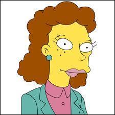 Comment s'appelle l'une des collègues d'Edna ?