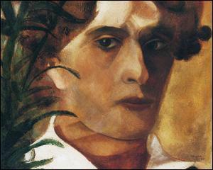 De qui est cet autoportrait datant de 1914 ?