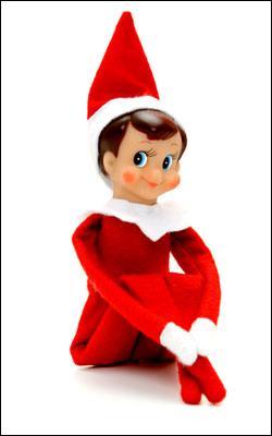 Aux Etats-Unis, un livre pour enfants  The Elf on the Shelf , relatatant les aventure d'un lutin du Père Noël, fait un véritable carton !