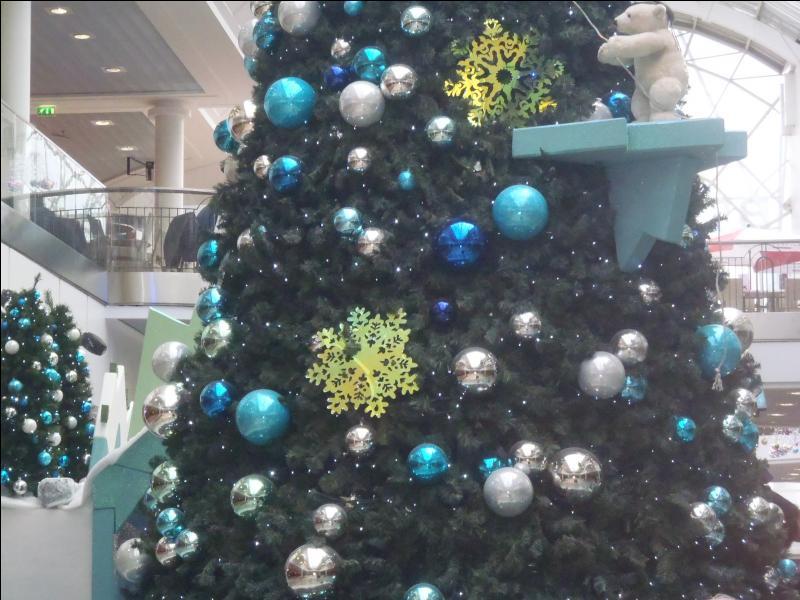 La coutume du sapin de Noël est née au Danemark !