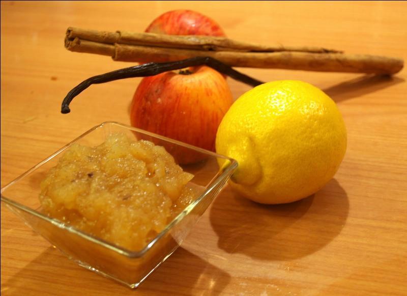 Que pensez-vous de la  compote de pommes  ?