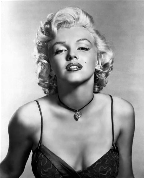 Quel est le nom de l'actrice américaine, icône de beauté, qui a accédé au statut de star hollywoodienne dans les années 1950 ?