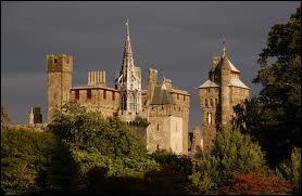 Quelle est la capitale du Pays de Galles, une des trois nations de Grande Bretagne avec l'Angleterre et l'Ecosse ?