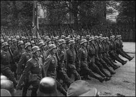 Comment désignait-on l'ensemble des forces armées allemandes de 1935 à 1945 ?