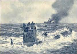 Quel est le terme allemand pour désigner les sous-marins de la Kriegsmarine (marine de guerre allemande) ?