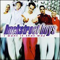 """Dans la chanson """"I Want It That Way"""" des Backstreet Boys, à qui s'adresse-t-on et dans quel but ? Choisis un des extraits suivants (2 réponses à cocher).Tell me why, ain't nothin' but a heartache. Tell me why, ain't nothin' but a mistake. Tell me why, I never wanna hear you say. I want it that way. »"""