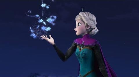 ~ La Reine des neiges : 'Libérée, délivrée' ~