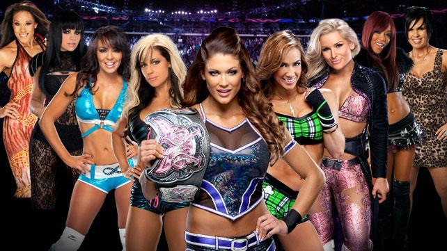Les WWE Divas