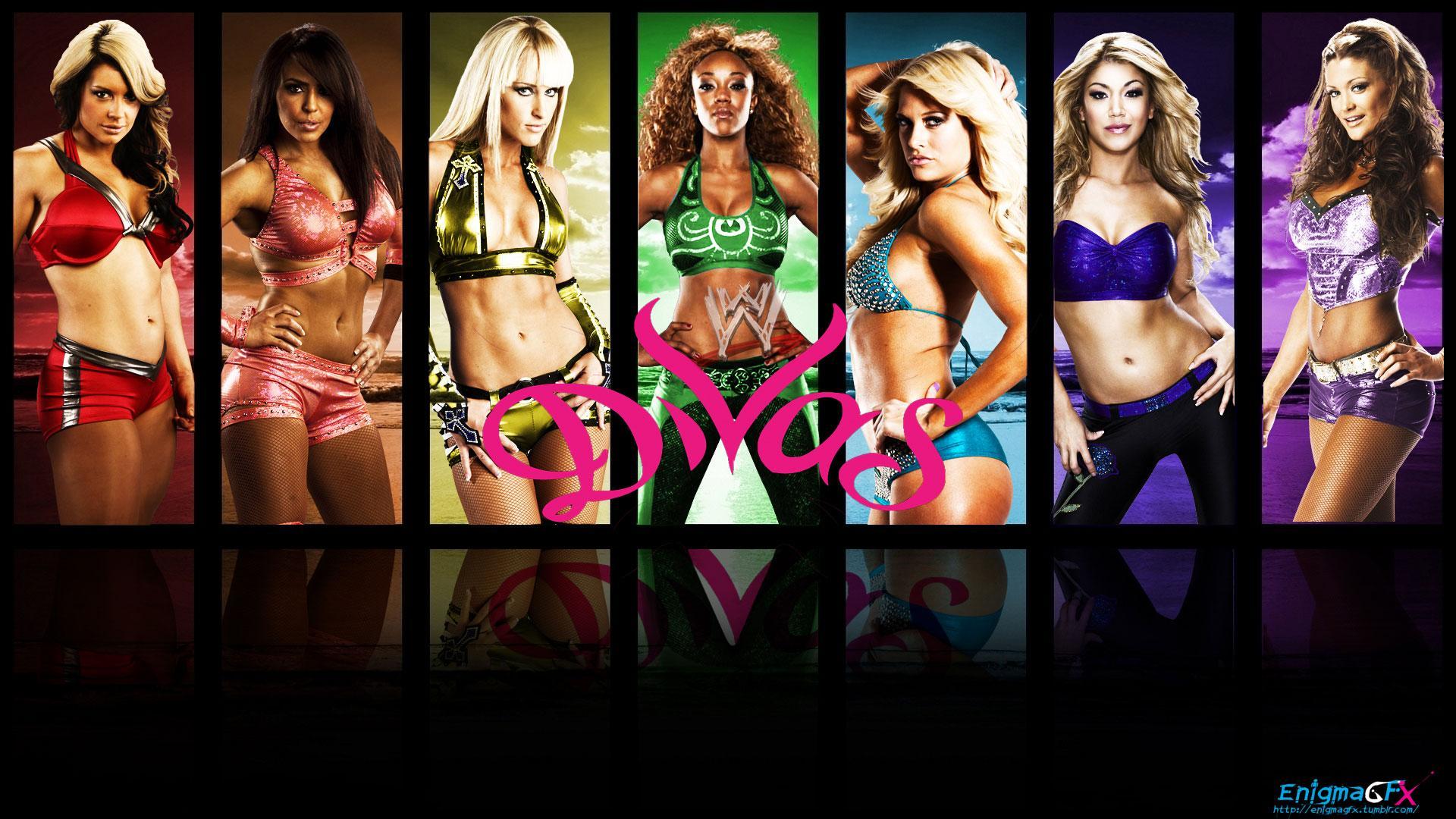 Les WWE Divas, partie 2