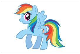 Rainbow Dash a-t-elle des frères ou sœurs ?